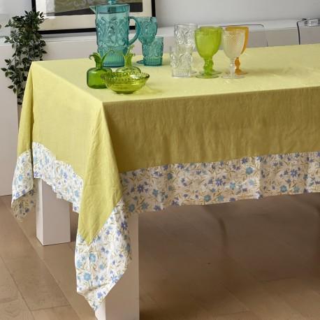 Tablecloth JOY Linen- Cotton, LAMEIRINHO