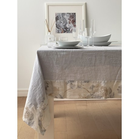 Tablecloth MAYFLOWER Linen, LAMEIRINHO