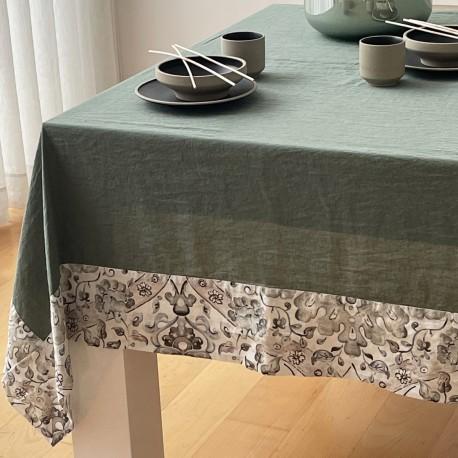 Tablecloth, WOOD