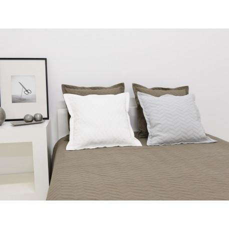 Bedspread Set PALLADIUM Jacquard Organic Cotton, LAMEIRINHO
