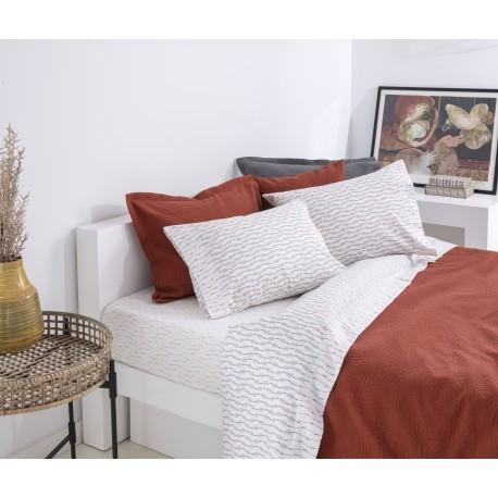 Sheet Set AZUEIRA Cotton Flannel, LAMEIRINHO