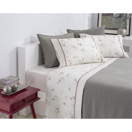 Sheet Set CARIA Cotton Flannel, LAMEIRINHO