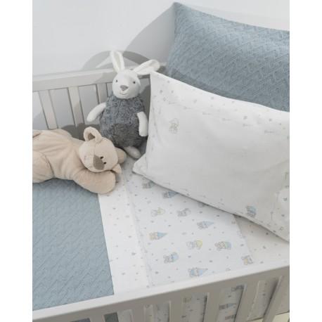 Sheet Set BABY Velvet Flannel Cotton, LAMEIRINHO