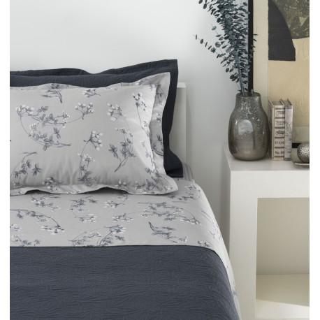 Sheet Set PENHA Velvet Flannel Cotton, LAMEIRINHO
