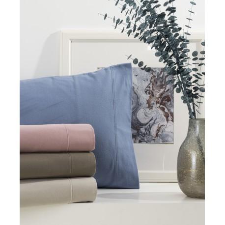 CHARME Velvet Flannel Sheet Set Cotton